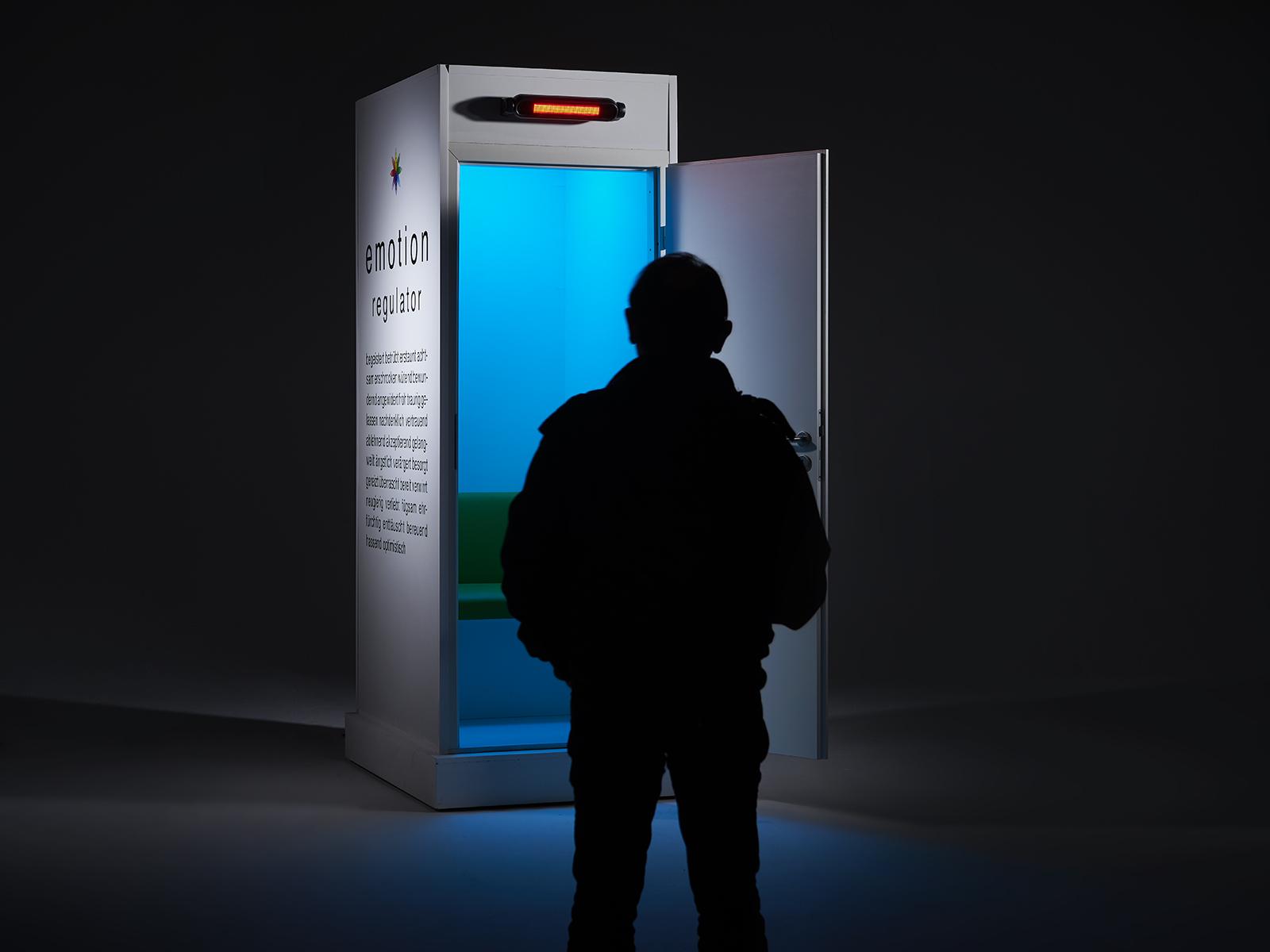 objekt von winfried baumann: emotion regulator