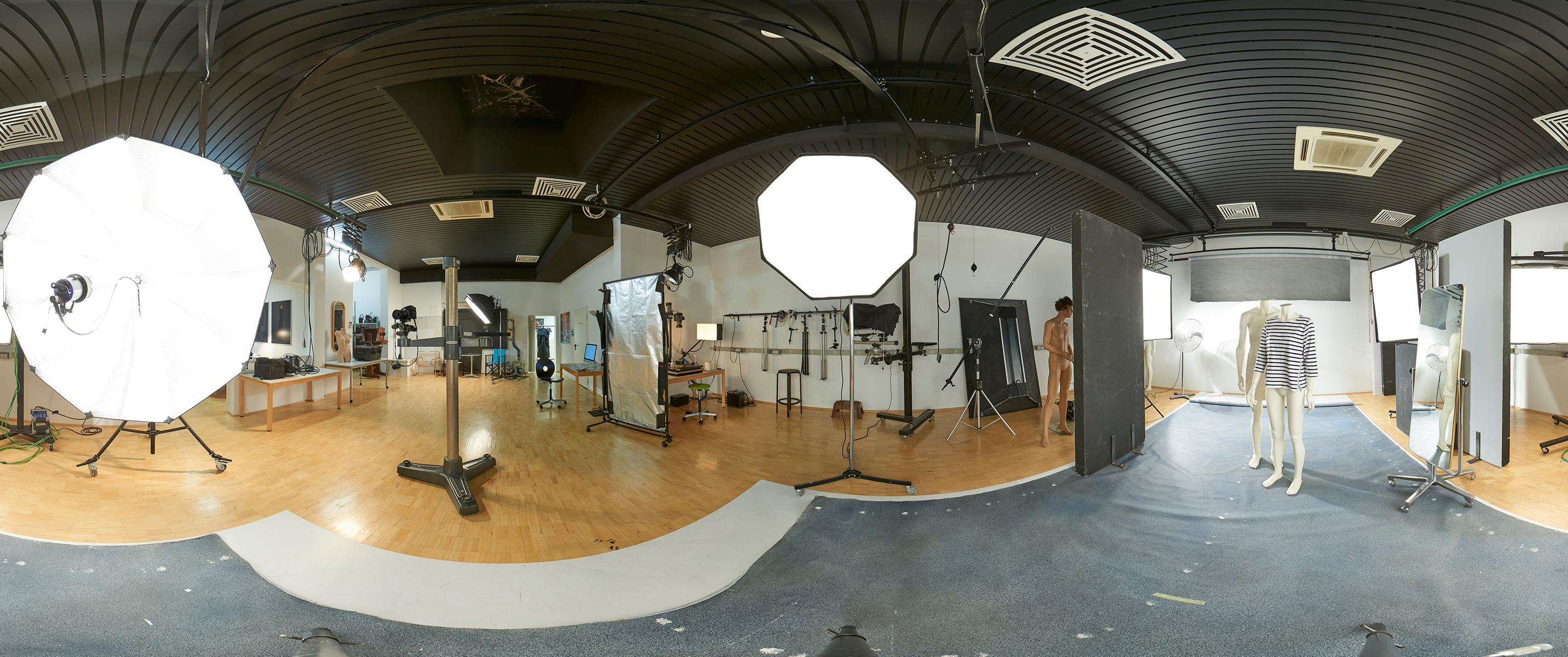 fotostudio inhouse portraitfotografie 360 grad-aufnahme