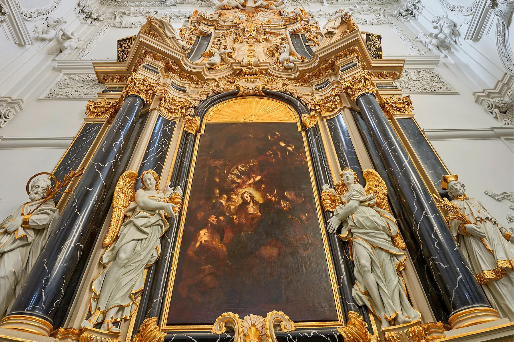 Altar im Würzburger Dom - Fotografie von Hahn Media