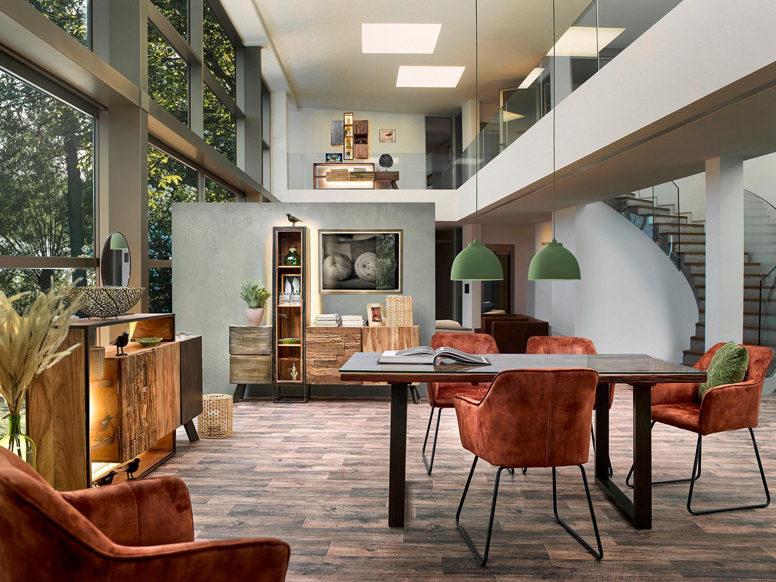 Möbel im Stadthaus